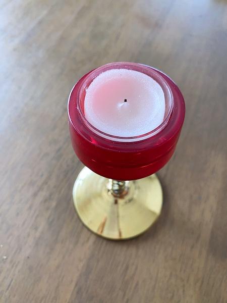 修理されたベネチアグラス